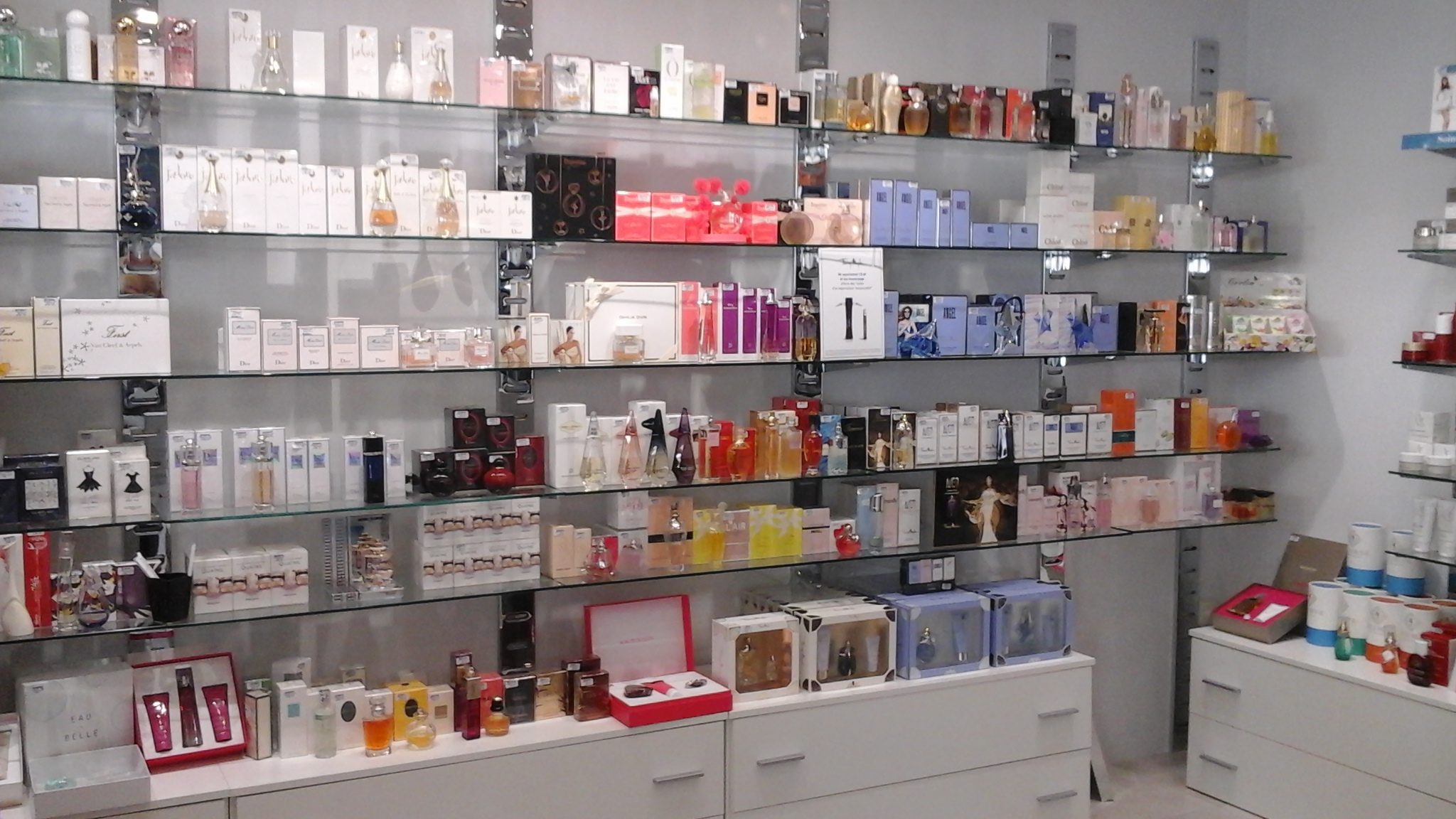 Parfums et Séduction