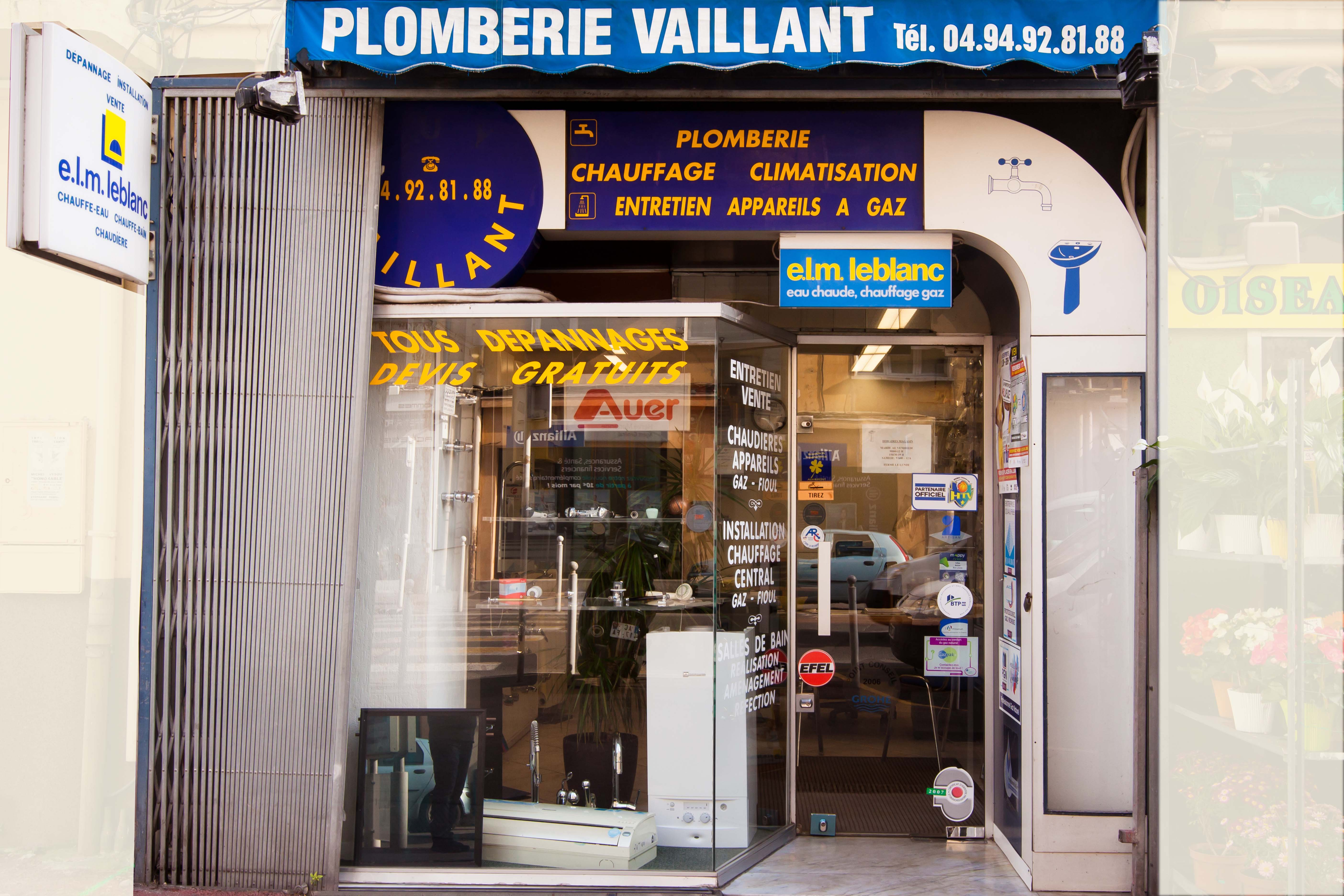 Plomberie VAILLANT