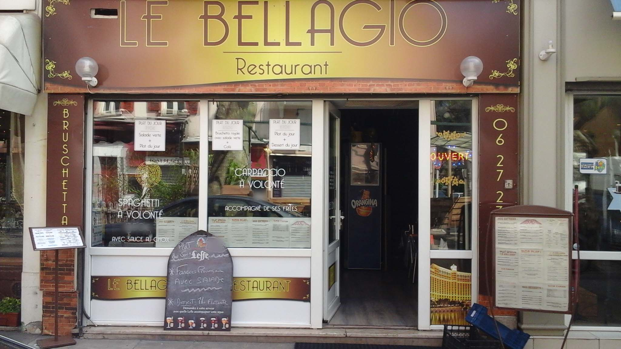 Restaurant Le Bellagio