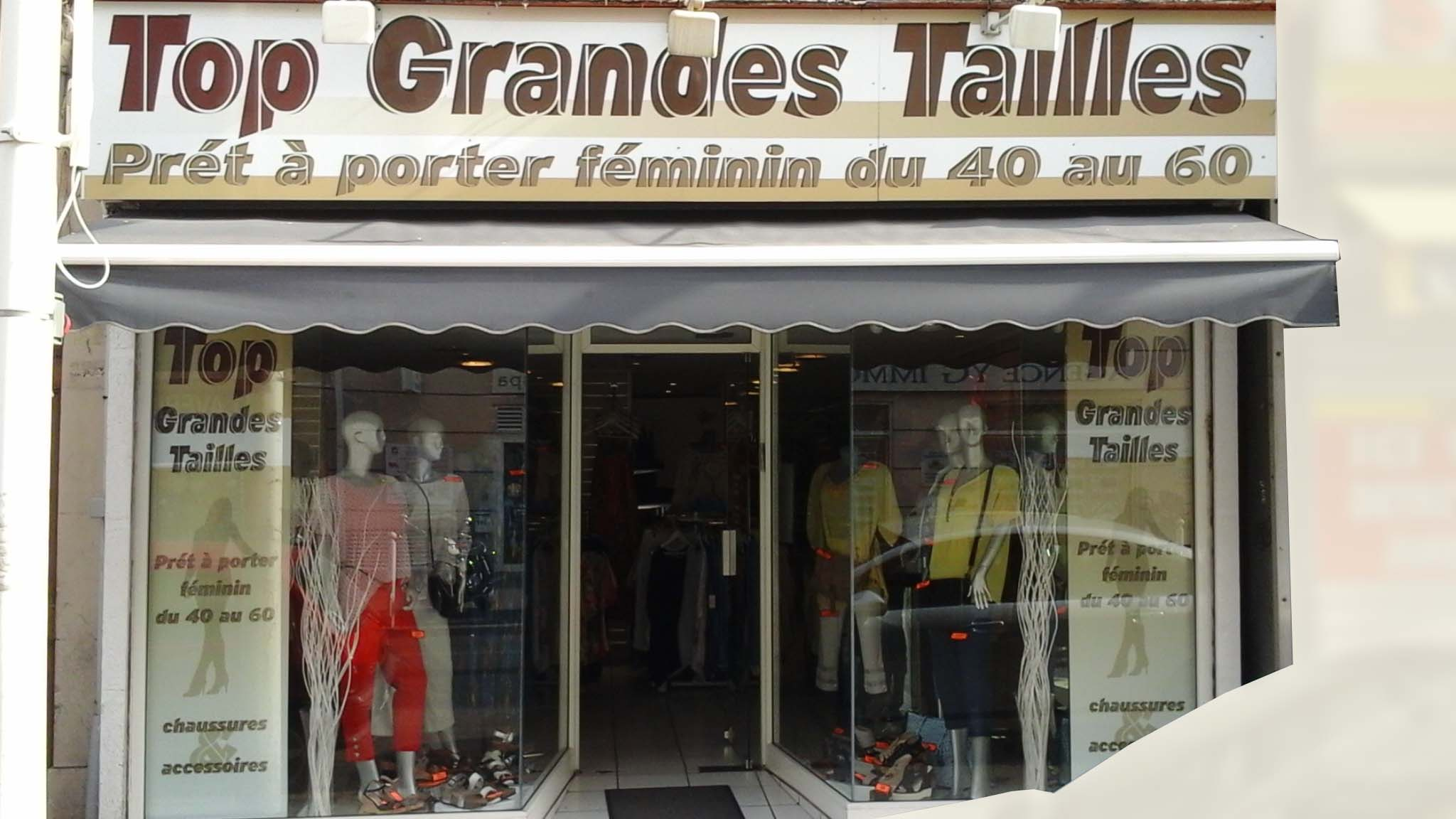 Magasin TOP Grande Taille